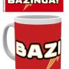 Afbeelding van The Big Bang Theory mug Bazinga