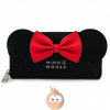 Afbeelding van Loungefly Minnie with Ears and Bow Wallet