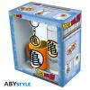 Afbeelding van DRAGON BALL - GIFT BOX (GLASS - KEYCHAIN - MINI MUG) - KAME SYMBOL