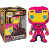 Afbeelding van Marvel POP! Marvel Black Light Vinyl figurine Iron Man 9 cm