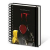 Afbeelding van IT (Pennywise & Georgie) A5 Wiro Notebook