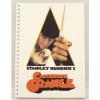 Afbeelding van A Clockwork Orange: Movie Poster Spiral Notebook