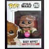 Afbeelding van Funko Pop Star Wars: Baby Nippet Flocked