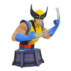 Afbeelding van Marvel: X-Men Animated - Wolverine Bust