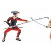 Afbeelding van Samurai with Spear Figure
