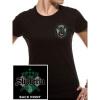 Afbeelding van Harry Potter Ladies T-Shirt House Slytherin