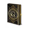 Afbeelding van Harry Potter Premium Notebook de Bank van gringotts hardcover