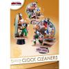 Afbeelding van Disney: D-Stage - Clock Cleaners PVC Diorama