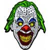 Afbeelding van American Horror Story: Holes the Clown Enamel Pin