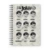 Afbeelding van DC Comics: Joker Faces Spiral Notebook