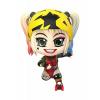 Afbeelding van Birds of Prey figurine Cosbaby Harley Quinn (Roller Derby Version) 11 cm