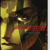 Shin Megami Tensei 3 nocturne HD remastered Nintendo switch