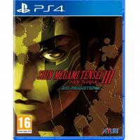 Shin Megami Tensei 3 nocturne HD remastered Ps4