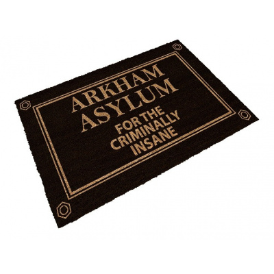 DC Comics: Arkham Asylum Doormat