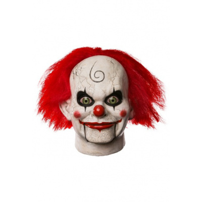 Dead Silence: Mary Shaw Clown Puppet Mask