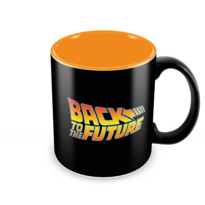 Back to the Future: Logo Ceramic Mug
