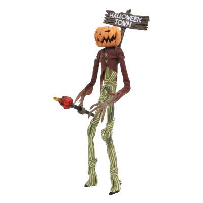 Nightmare Before Christmas: Silver Anniversary - Pumpkin King Jack Figure