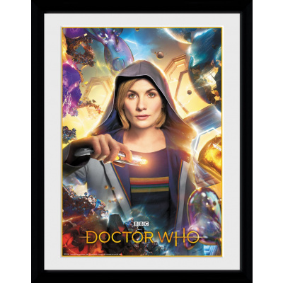 Doctor Who: Universe Calling Collector Print