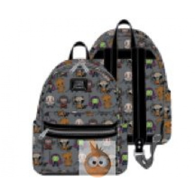 Loungefly Guardians of the Galaxy AOP Mini Backpack