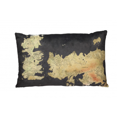 Game of Thrones: Westeros Map Rectangular Cushion