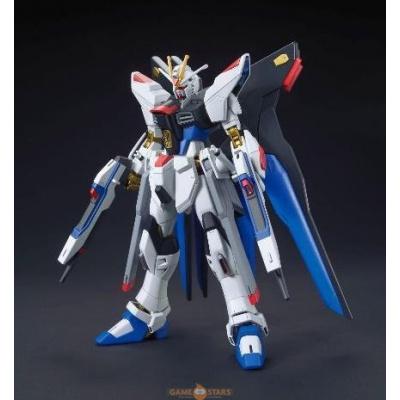 GUNDAM - Model Kit - High Grade - Strike Freedom Gundam - 1/144