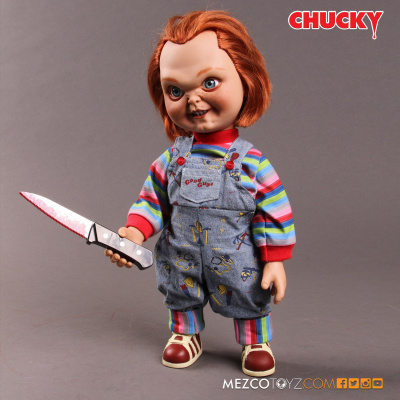 Child's Play: 15 inch Talking Sneering Chucky Doll