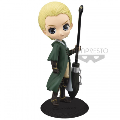 Harry Potter: Q Posket - Draco Malfoy Quidditch Style Version A