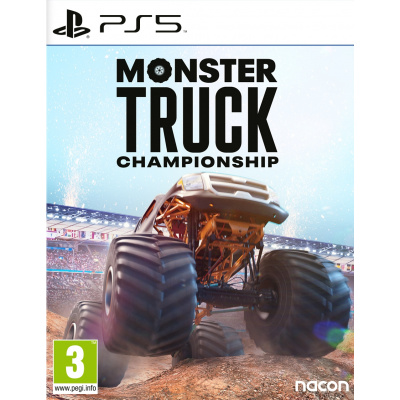 Monster Truck Championship (PS5)