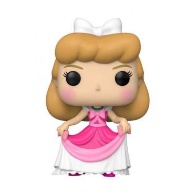 Cinderella POP Vinyl Figurine Cinderella (Pink Dress) 9 cm
