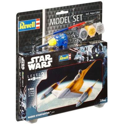 Star Wars: Model Set Naboo Starfighter 1:109 Scale Model Kit