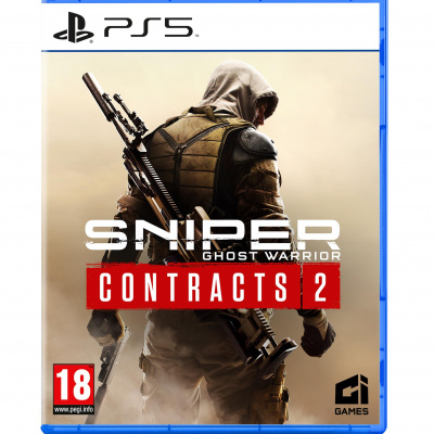 Sniper Ghost Contracts 2 PS5