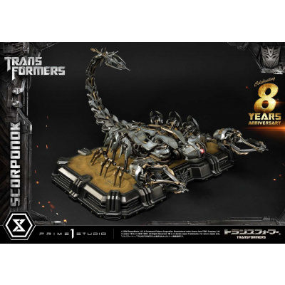 Transformers: Transformers Movie - Scorponok Statue