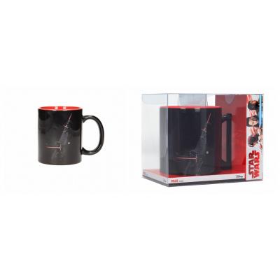 Star Wars The Last Jedi: Kylo Poses Black-Red Mug