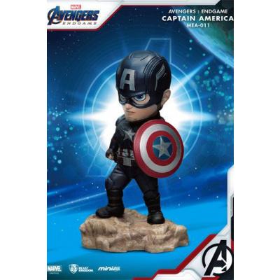 Avengers : Endgame figurine Mini Egg Attack Captain America 7 cm