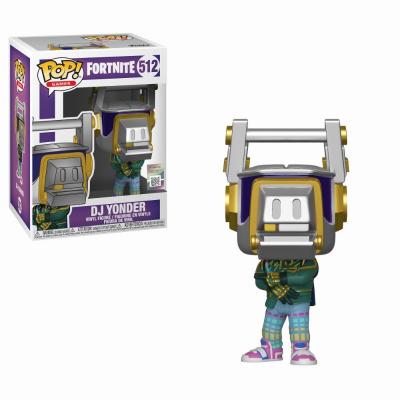 Pop! Games: Fortnite - DJ Yonder (512)