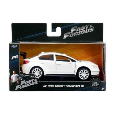 Fast and Furious 8: Mr. Little Nobodys Subaru WRX STi 1:32