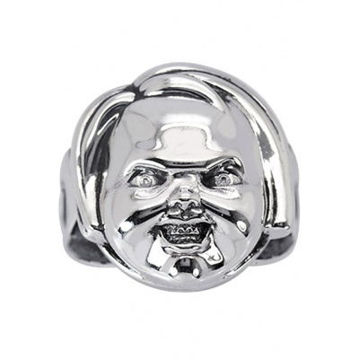 Child's Play 2: Chucky - Sterling Silver Ring Size 9