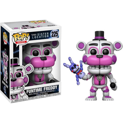 Five Nights at Freddy Sister Location Funtime Freddy