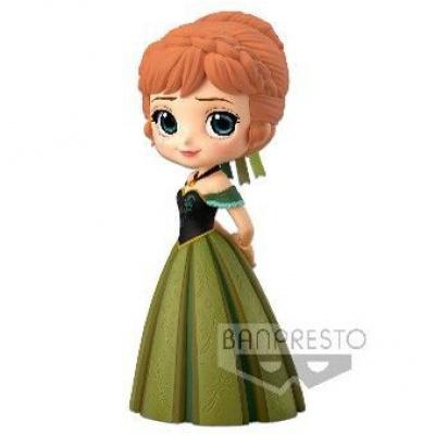 Disney: Q Posket - Anna Coronation Style - Normal Color Version