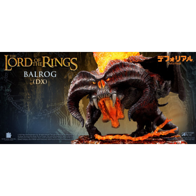 Lord of the Rings: Defo-Real Balrog 6 inch Scale Figure