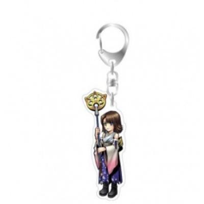 Dissidia Final Fantasy Acrylic Key Holder - Yuna