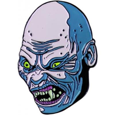 An American Werewolf in London: Bald Demon Enamel Pin