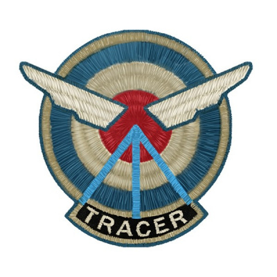 Overwatch - Patch - Tracer