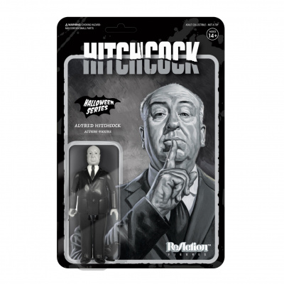 ReAction Movie: Grayscale Hitchcock - 3.75 inch Action Figure