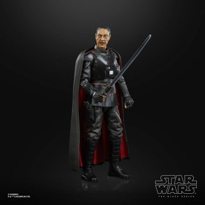 Star Wars Black Series 2021 Wave 1: Moff Gideon (The Mandalorian)