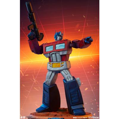 Transformers: Optimus Prime G1 Museum Scale Statue