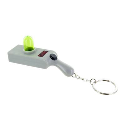 Rick & Morty Light-Up Keychain Portal Gun