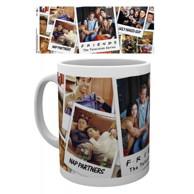 Friends: Polaroids Mug