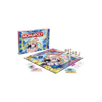 Sailor Moon jeu de plateau Monopoly *FRANCAIS*