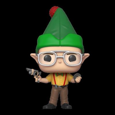 POP TV: The Office - Dwight as Elf